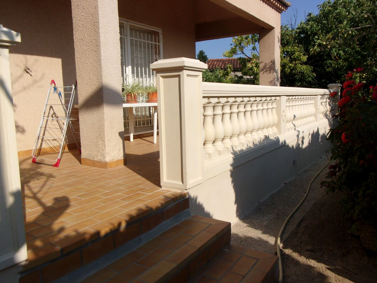 Terrasse Cloture 4 Bic Renovation